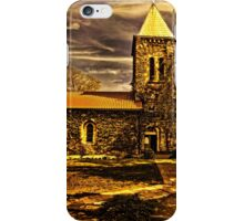 Medieval Church Kalemegdan Belgrade iPhone Case/Skin