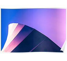 Sculpture Abstract Poster