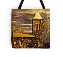 Medieval Church Kalemegdan Belgrade Tote Bag