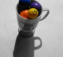 Have You Had Your Cup Of Happy Today? by Tracy Faught