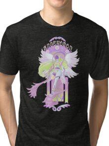 Angewomon Nouveau Tri-blend T-Shirt