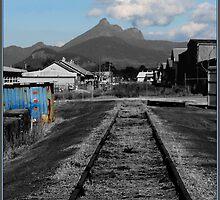 Warning Tracks by Smurfesque