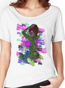 ZoMbIe HoTTnEss Women's Relaxed Fit T-Shirt