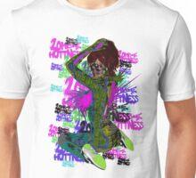 ZoMbIe HoTTnEss Unisex T-Shirt