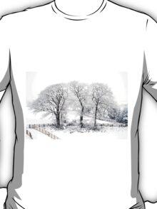 Three Snowy Tree's T-Shirt