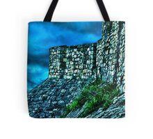 Ancient Ruins Fortress Kalemegdan Tote Bag