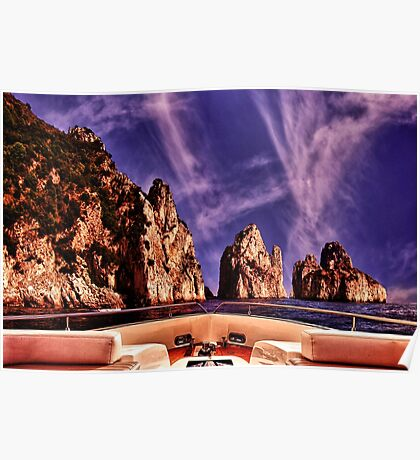 Back To The Island Fine Art Print Poster