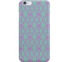 African Violet Design A iPhone Case/Skin