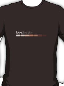 love diversity T-Shirt