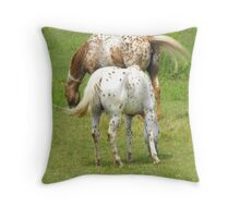 Tails Swish'n! Throw Pillow