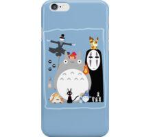 Studio Ghibli's World iPhone Case/Skin
