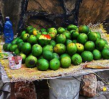 Mombasa Still-Life by Brendan Buckley