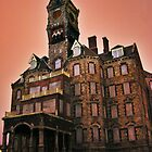 Clocktower Hospital by DariaGrippo