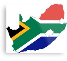 SOUTH AFRICA! Metal Print