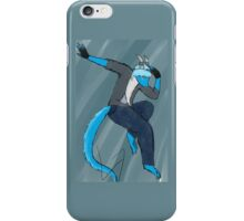 Dancer Dragon iPhone Case/Skin