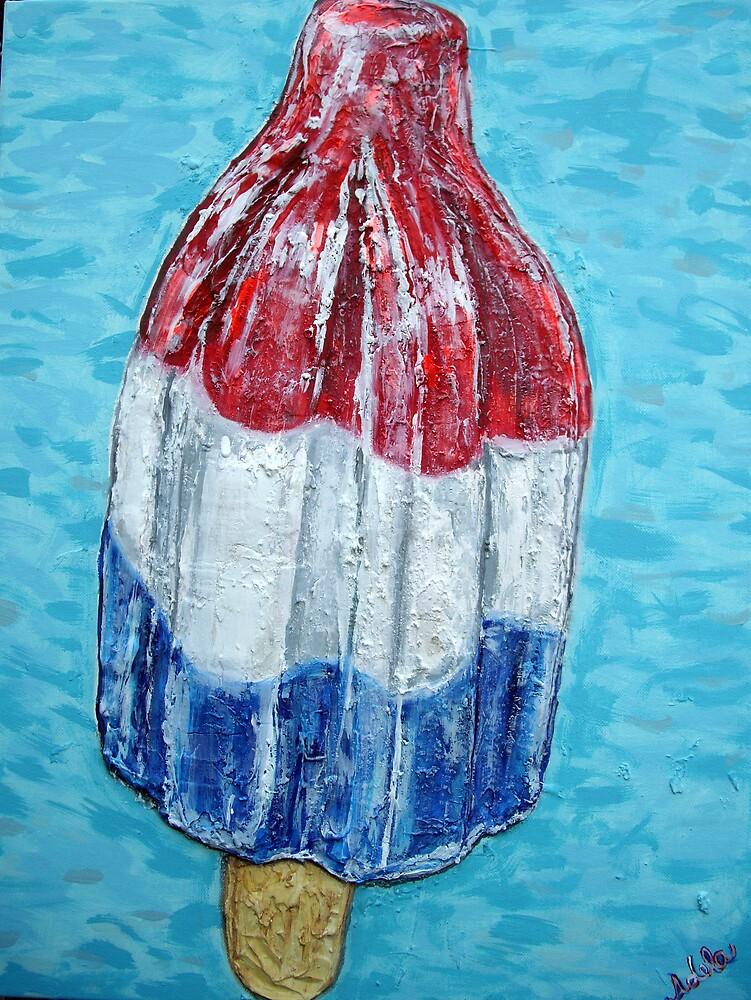 """""""Firecracker Pop"""" by Adela Camille Sutton"""