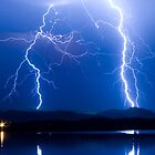 Lightning Thunderstorm 08.05.09 by Bo Insogna