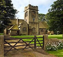 St Aidans Church, Hellifield by Steve  Liptrot