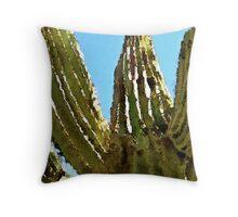 Saguaro  / Throw Pillow