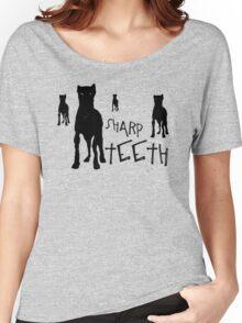Sharp Teeth Women's Relaxed Fit T-Shirt