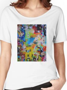 bus ticket  Women's Relaxed Fit T-Shirt