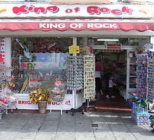 King of Rock by pcimages