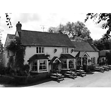 The George and Dragon Photographic Print