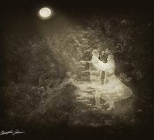 Linger in the Moonlight 1 Antiqued by Christopher Johnson