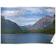 Lake McDonald Poster