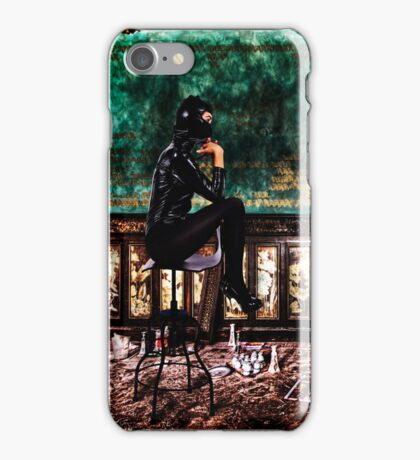 Love Meeting Fine Art Print iPhone Case/Skin