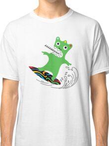Critter Surf   Classic T-Shirt