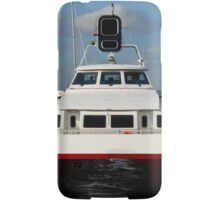 Red Jet 3 arrives at Cowes Samsung Galaxy Case/Skin