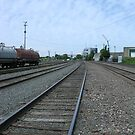 Train Tracks by Walker Everette