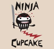 Ninja Cupcake   by Andi Bird