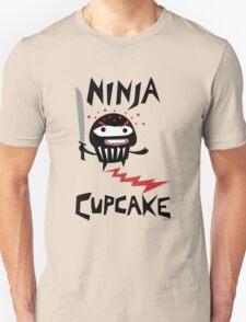 Ninja Cupcake   Unisex T-Shirt