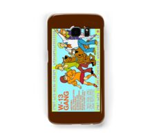 Warehouse 13 / Scooby Gang Samsung Galaxy Case/Skin