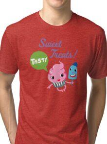 Sweet Treats   Tri-blend T-Shirt