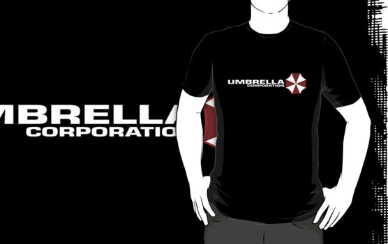 Umbrella Corp (Curved) by Beetlejuice