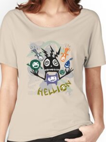 Hellion  Women's Relaxed Fit T-Shirt