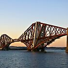 The Forth Bridge by rgstrachan