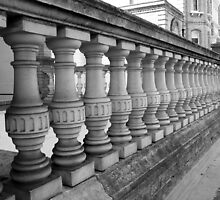 Balustrade by pcimages