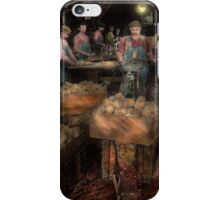 WoodWorking - Toy - The toy makers 1914 iPhone Case/Skin