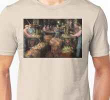 WoodWorking - Toy - The toy makers 1914 Unisex T-Shirt