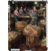 WoodWorking - Toy - The toy makers 1914 iPad Case/Skin
