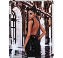 High Fashion Ballroom Fine Art Print iPad Case/Skin