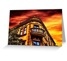 European Architecture Fine Art Print Greeting Card
