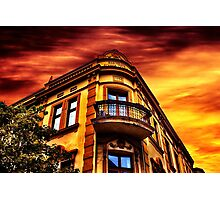 European Architecture Fine Art Print Photographic Print