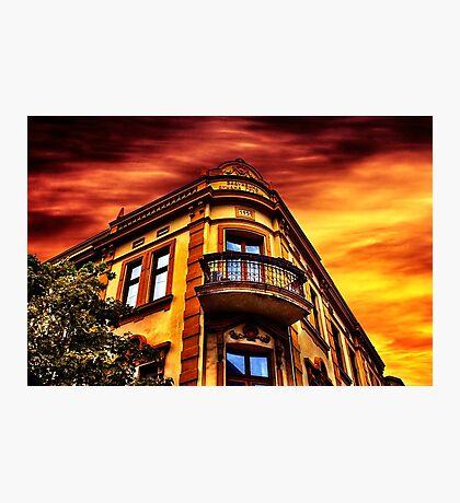European Architecture Fine Art Print Photographic Print
