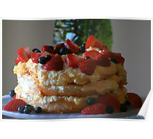 Angel Food Cake Poster