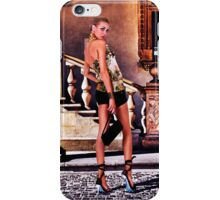 Fashion Stairs Fine Art Print iPhone Case/Skin